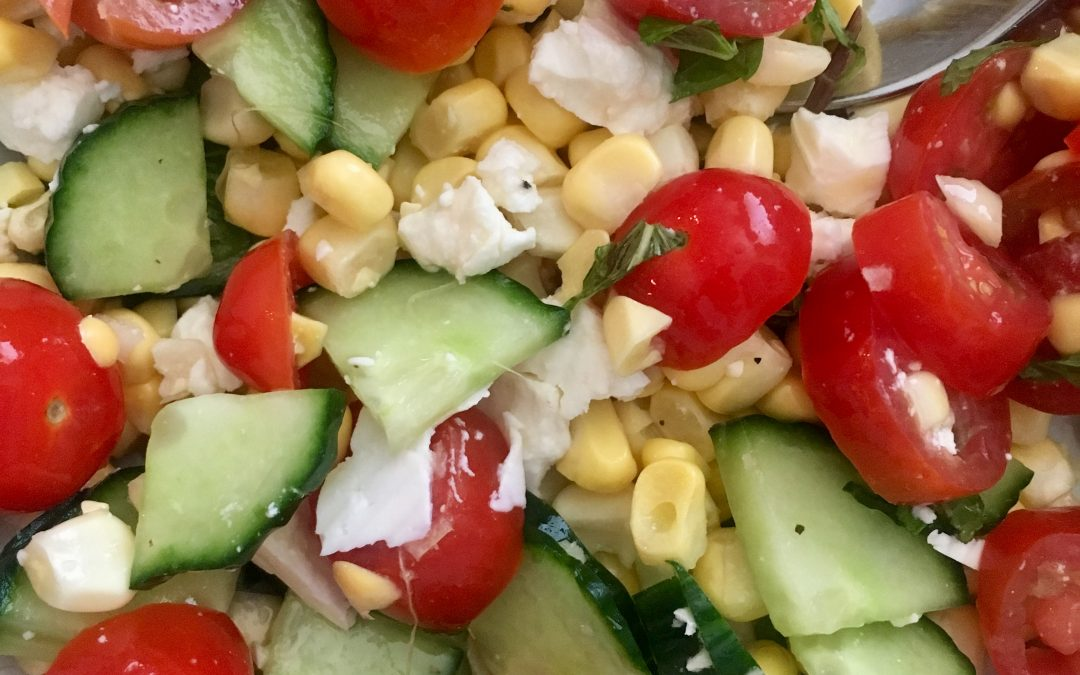 Salad of the Week: Summer Ingredient Salad